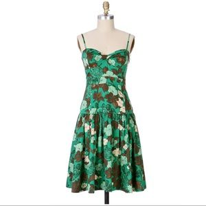 Anthropologie Moulinette Soeurs Foothills Dress